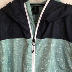 Jackets & Blazers - Adidas waterproof rain jacket